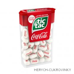 Tic tac Coca Cola 26g / 24Ks