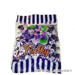 Minibonbony Fialky 70g