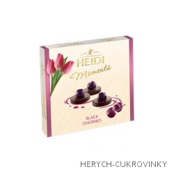 Heidi Moments Black Cherries 150g