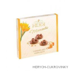 Heidi Moments oříšek 142g
