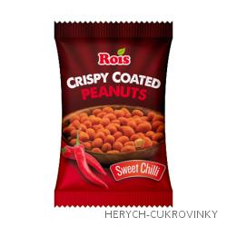 Arašídy v těstíčku 80g - Sweet Chilli