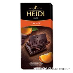 Heidi Dark orange 80g
