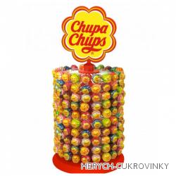 Lízátko Chupa chups mix kolotoč 12g / 200 Ks