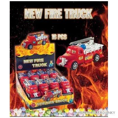 New Fire Truck / 12 ks