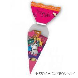 Ledová čokoláda Unicorn / 24Ks