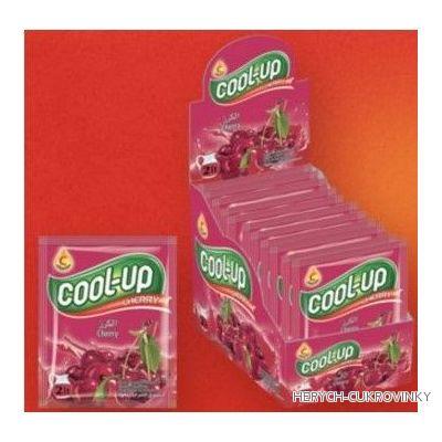 Cool up třešeň  - 24 Ks balení