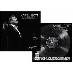 LP Gott 80g - černobílá