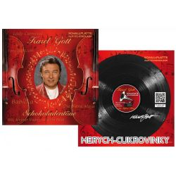 LP Gott 80g - červená
