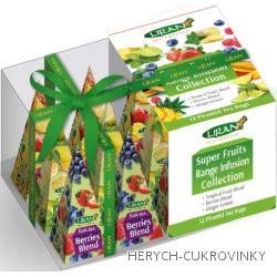 Liran Super fruit pyramidkový čaj 24g