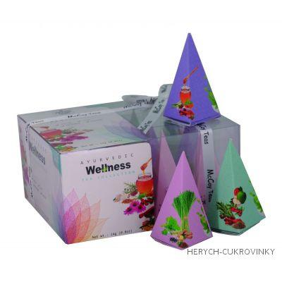 MC Coy Wellness pyramidkový čaj 24g