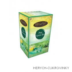 Regalo zelený čaj porcovaný 40g