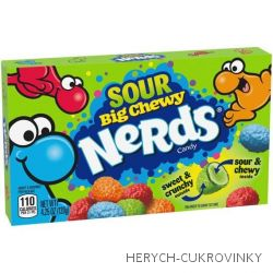 Nerds Big Chewy Sour 120g
