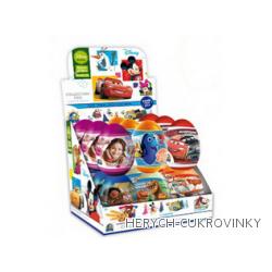 Vajíčko Disney mix plastové / 18 Ks