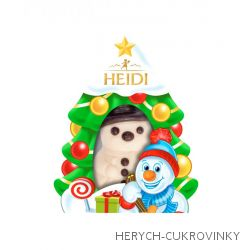 Heidi Mini Sněhulák 20g