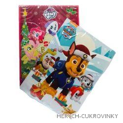 Adventní kalendář Disney mix 65g