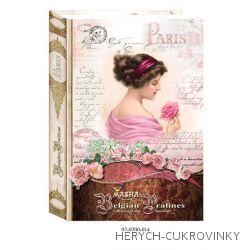 Masha kniha 200g, ml.čok - Žena a růže