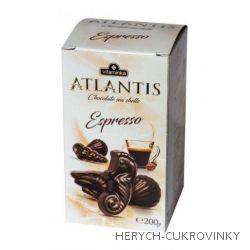 Atlantis plody Espresso 200g
