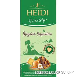 Heidi Vitality čok. ořech 80g
