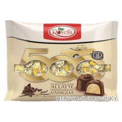 Rovelli pralinky ml. čok. s vanil. krémem 500g
