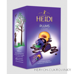 Heidi Plums 185g