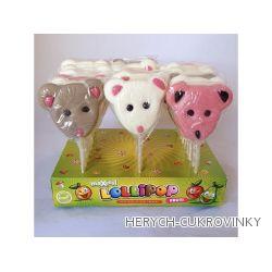Lízátko Mouse 80g / 27 Ks