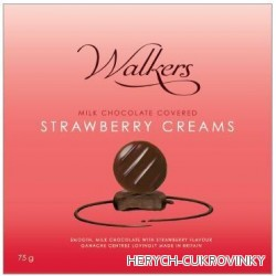 Walkers Colors Strawberry 75g
