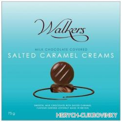 Walkers Colors Salterd Caramels 75g