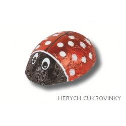 Čokoládové berušky sáček 500g