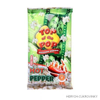 Pop corn  Hot pepper / 15 Ks