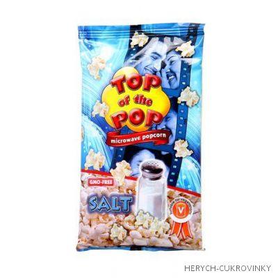 Pop corn  Sůl  / 15 Ks