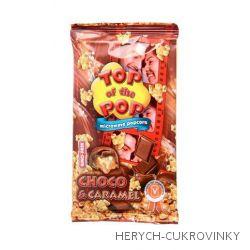 Pop corn  Čoko-Karamel  / 15 Ks