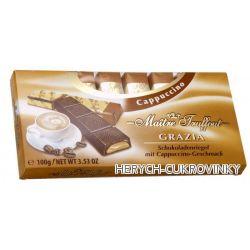 Grazioso MT čokoláda Cappuccino 100g